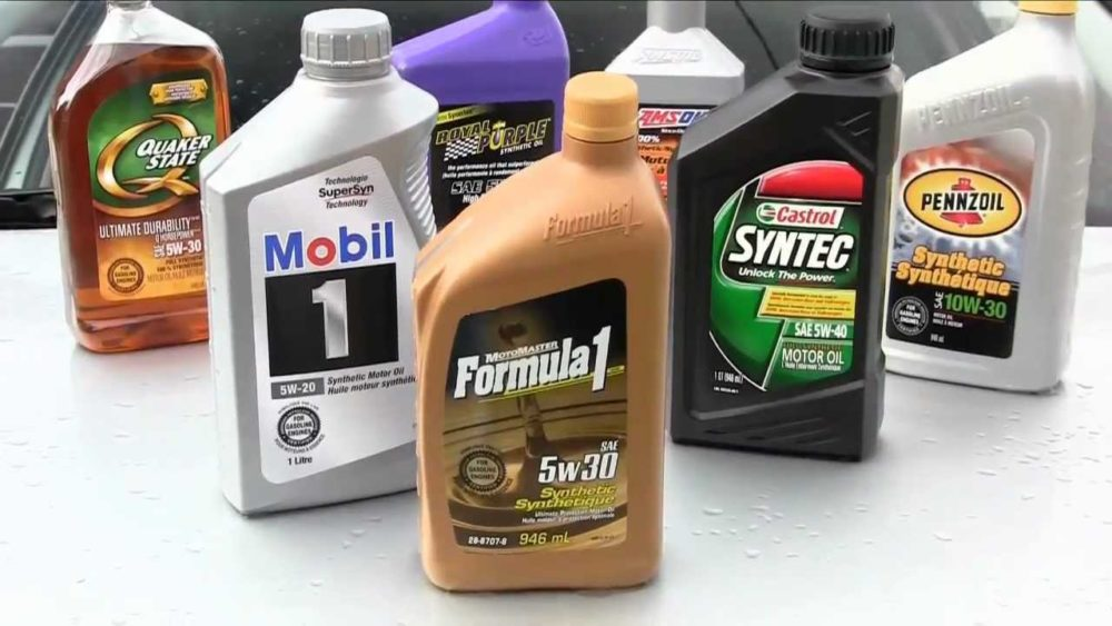 Best Synthetic Motor Oils
